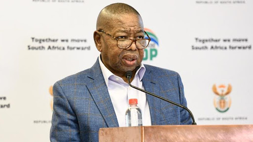 Minister of higher education, science and innovation Dr Blade Nzimande. (Source: Twitter)