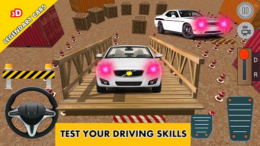 Mr Parking: Classic Car Parking Driver 2020 1.0.3 screenshots 5