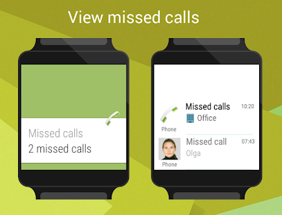 Informer for Android Wear - smart notifications- screenshot thumbnail