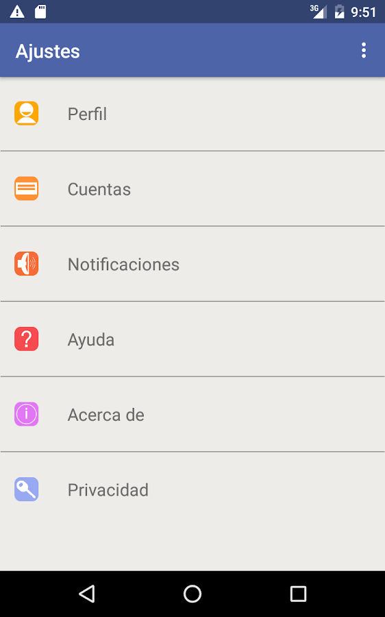 iEduca TokApp- screenshot