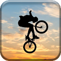 Cool BMX Fints Live Wallpaper icon