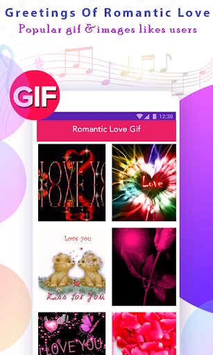 Romantic Love Gif Collection image | 3
