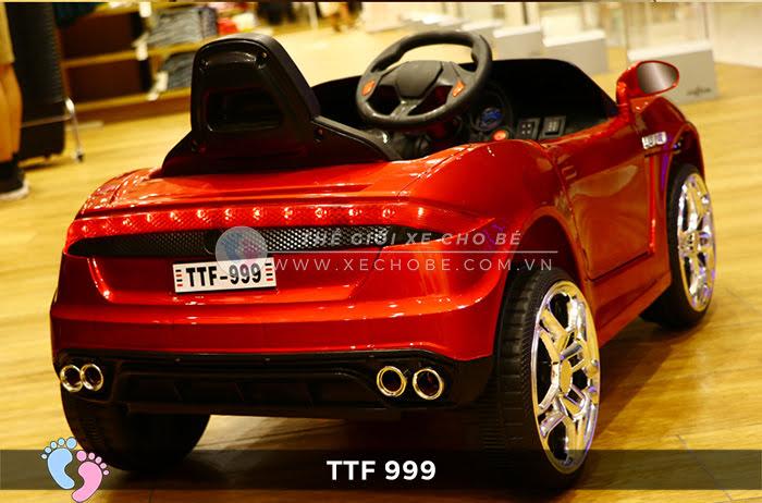 Ô tô điện đồ chơi trẻ em cao cấp TTF-999 7