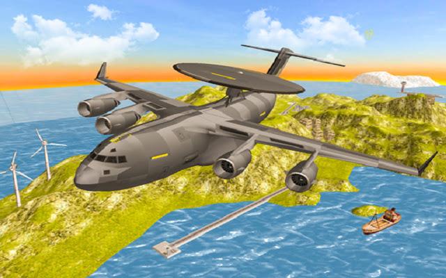 Air War Plane Flight Simulator Challenge 3D