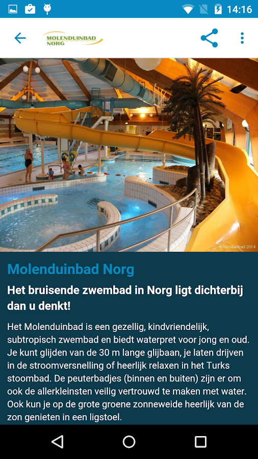 Molenduinbad Norg- screenshot