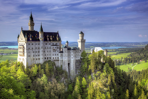 The Fairytale Palace by Elk Baiter - Buildings & Architecture Public & Historical ( castle, bavaria, germany, neuschwanstein,  )