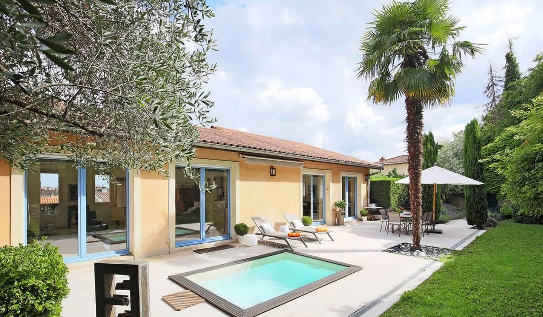 Maison avec piscine Lyon 5ème