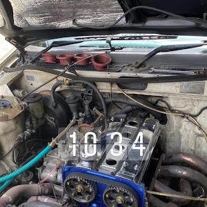 カローラレビン AE86 GTV 61年車のカスタム事例画像 solex44さんの2020年07月13日20:49の投稿