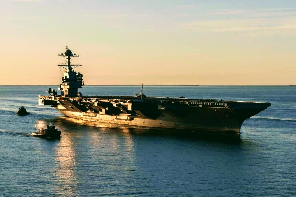 USS Джеральд Р. Форд