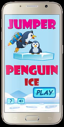 Jumper Penguin Ice
