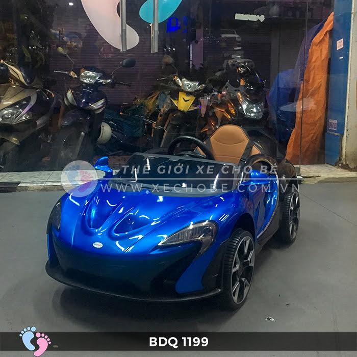 Xe hơi điện đồ chơi trẻ em BDQ-1199 1