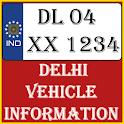 Delhi Vehicle Information icon