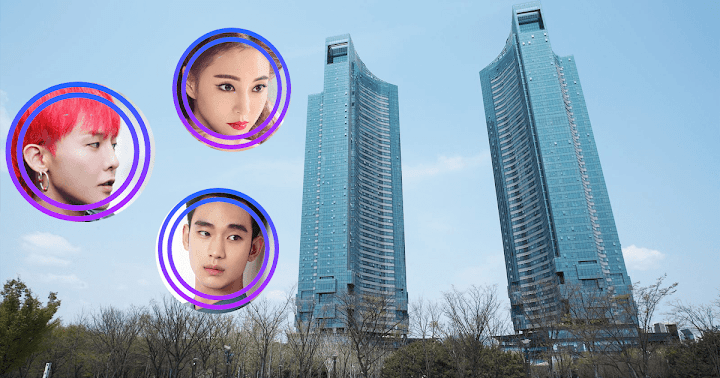 All Your Favorite Korean Stars Live In This One Luxurious Apartment