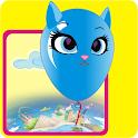 Pop balloons games icon