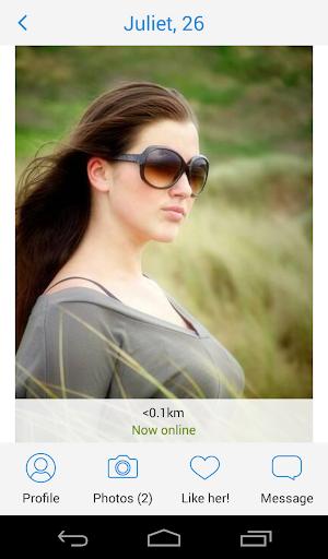 Meet-me: Dating, chat, romance 5.0.28 Screenshots 2
