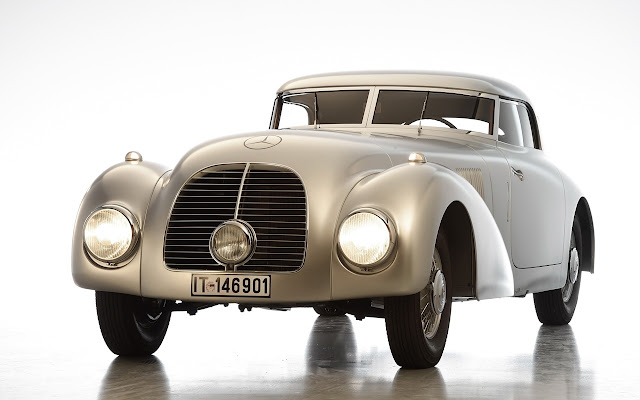 Mercedes Benz 540 K Tab