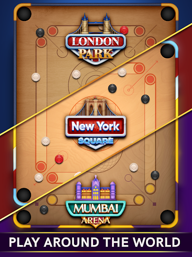 Carrom Pool: Disc Game apktram screenshots 11