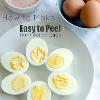 How To Make Perfectly Cooked and Easy-Peel Boiled Eggs