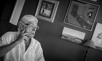 Funeral del fotógrafo Carlos Pérez Siquier