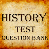 History Test Question Bank