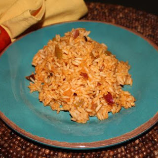 Super Simple Spanish Rice