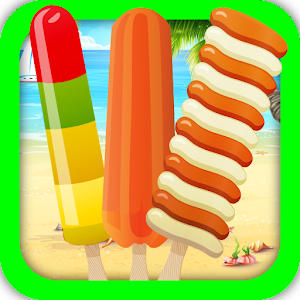 Ice Candy Maker – Cooking Game for PC and MAC