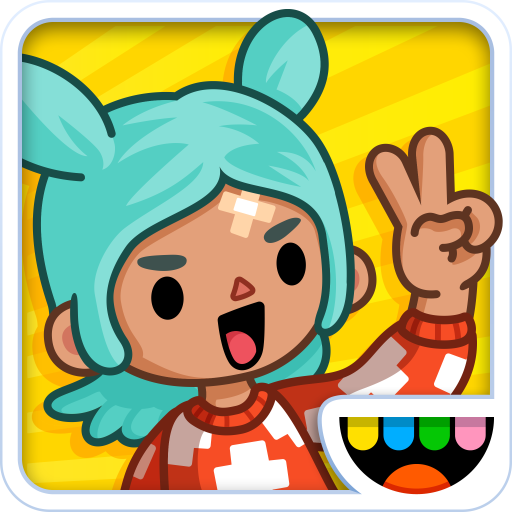 Toca Life: City file APK for Gaming PC/PS3/PS4 Smart TV