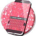 Pink Sparkle For GO Keyboard