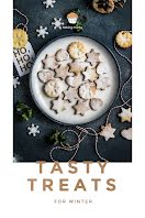 Tasty Treats for Winter - Pinterest Pin item