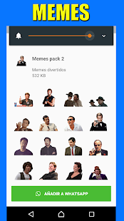 Download CStickers - Stickers divertidos para WhatsApp For PC Windows and Mac apk screenshot 2