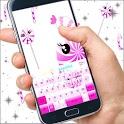 Candy Pink Keyboard icon