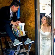 Wedding photographer Magdalena Hernandez (hernandez). Photo of 27.01.2014