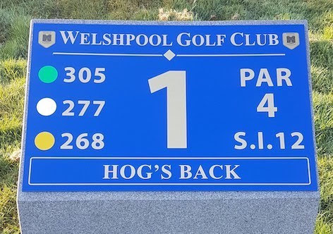 Welshpool Golf Club reopens