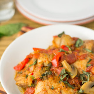 Chicken Cacciatore Sauce Recipes