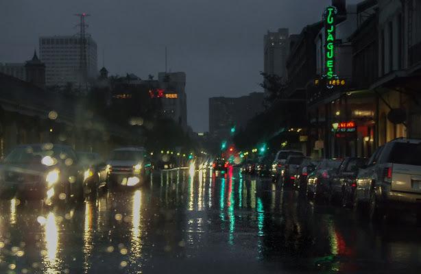 viaggiando sotto la pioggia di francescafiorani