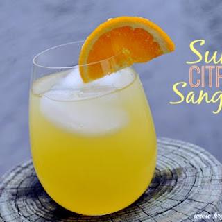 Sunny Citrus Sangria