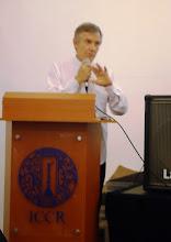 Photo: Rev Christian Lepelletier, UPF vice-president