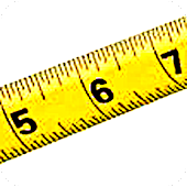Prime Ruler - length measurement by camera, screen