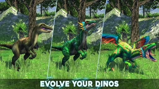 Dino Tamers - Jurassic Riding MMO 2.00 screenshots 17