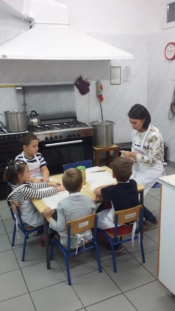 Akademia Małego Kucharza: listopad