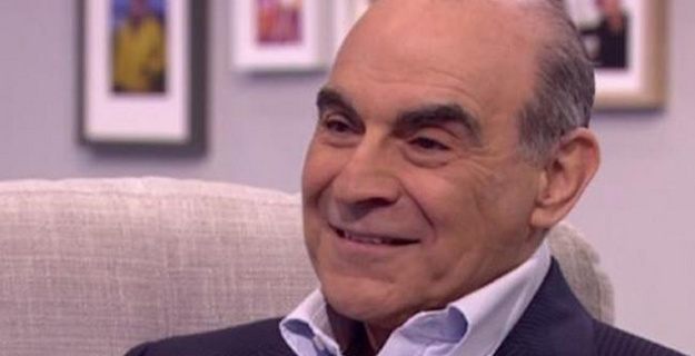 David Suchet misses playing Poirot