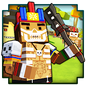 ZIC: Zombies in City — Island survival & Pixel Gun