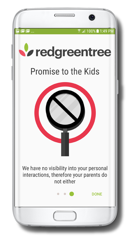 Parental Control App to Block Apps by redgreentree- screenshot