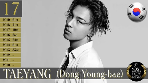 taeyang handsome