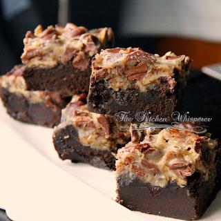 Decadent Chocolate Pecan Pie Bars