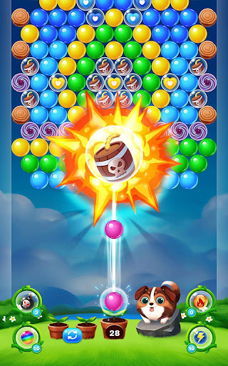 Bubble Shooter Balls filehippodl screenshot 12