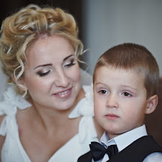 Wedding photographer Sergey Lisnyak (Lisnjk). Photo of 29.11.2012
