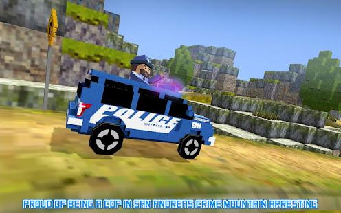 Download San Andreas Crime Mountain Arresting For PC Windows and Mac apk screenshot 4