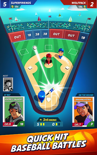 Super Hit Baseball u0635u0648u0631 1