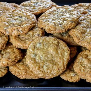 Chocolate Chip Almond Joy Cookies (Gluten-Free).